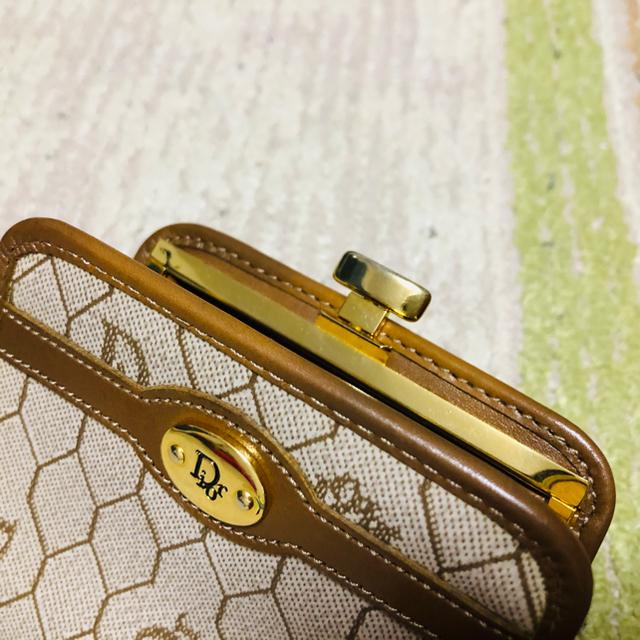 Dior(ディオール)のディオール  小銭入れ レディースのファッション小物(財布)の商品写真
