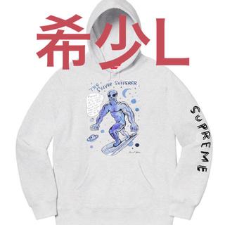 シュプリーム(Supreme)のsupreme danieljohnston hooded sweatshirt(パーカー)