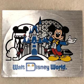 ディズニー(Disney)のフロリダディズニーワールド ステッカー(しおり/ステッカー)