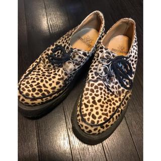 ジョージコックス(GEORGE COX)のジョージコックス ハラコラバーソール サイズUKサイズ7 日本サイズ25.5(ブーツ)