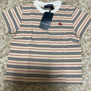 BURBERRY - 新品未使用 タグ付き バーバリー Tシャツ 90
