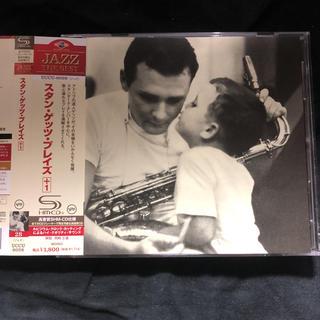 スタン・ゲッツ・プレイズ[+1] 【高音質SHM-CD】(ジャズ)