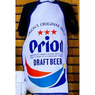 沖縄限定  数量限定   オリオンビール エプロン(お食事エプロン)