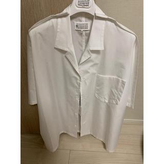 Maison Martin Margiela - maison margiela ショートスリーブシャツ サイズ 39