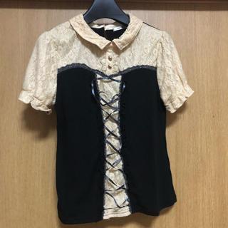 axes femme - アクシーズ Tシャツ生地トップス
