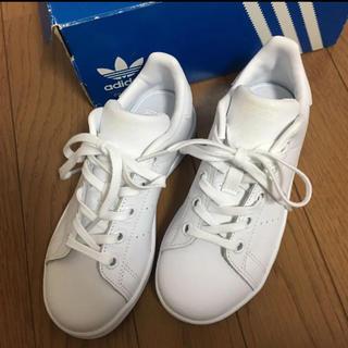 アディダス(adidas)のスタンスミス  スニーカー 白(スニーカー)