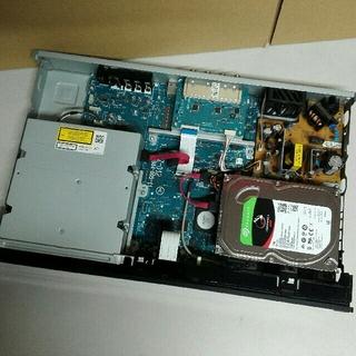 ソニー(SONY)のSONY製 ブルーレイレコーダー ハードディスク交換修理!(ブルーレイレコーダー)