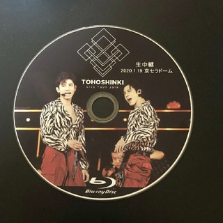 東方神起 XV Blu-ray(その他)