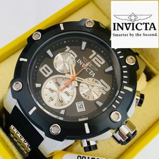 インビクタ(INVICTA)の【新品】インビクタ 腕時計 スピードウェイ ブラック スイス製クォーツ メンズ(腕時計(アナログ))