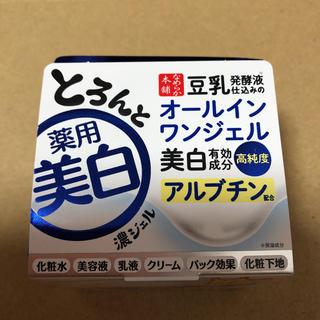 noevir - なめらか本舗 とろんと濃ジェル 薬用美白(100g)