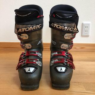 アトミック(ATOMIC)のATOMIC スキーブーツ 24.5cm(ブーツ)