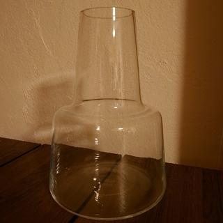 ホルムガード フローラ ミディアム クリア 24㎝(花瓶)