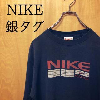 ナイキ(NIKE)の【銀タグ】90s NIKE ナイキ Tシャツ(Tシャツ/カットソー(半袖/袖なし))