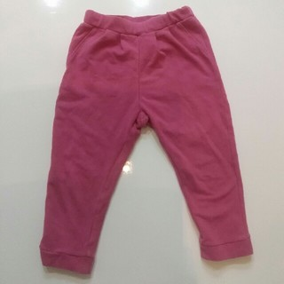エフオーキッズ(F.O.KIDS)のアプレクール パンツ ピンク 95 100cm(パンツ/スパッツ)