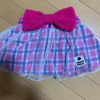 ディズニー(Disney)のみにーちゃん 90  スカート ミニーちゃん(スカート)