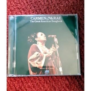 CARMEN McRAE(ジャズ)