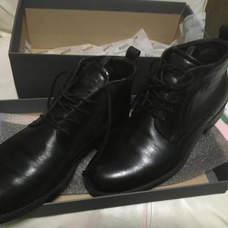 ECHO - エコー ECHO 靴 ブーツ サイズ25.5? 26センチ相当