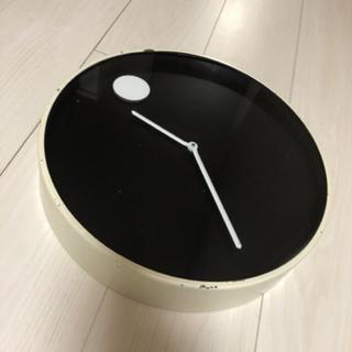 """イームズ(EAMES)のハワードミラー Museum Wall Clock """"Odd ball""""(掛時計/柱時計)"""