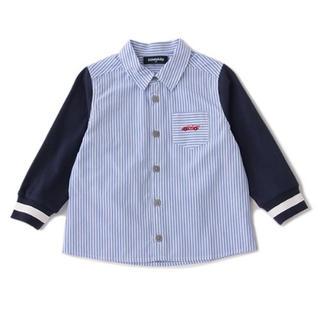 クレードスコープ(kladskap)のクレードスコープ 袖切替長袖シャツ 110(Tシャツ/カットソー)