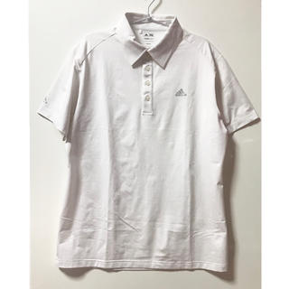 アディダス(adidas)のアディダス ゴルフウェア ポロシャツ メンズ クライマクール クリマクール 半袖(ウエア)