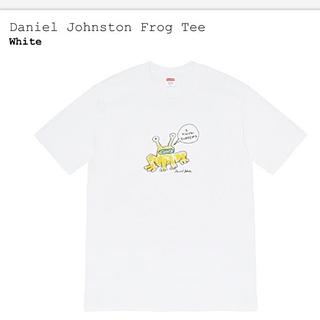 シュプリーム(Supreme)のSupreme Daniel Johnston Frog Tee サイズM(Tシャツ/カットソー(半袖/袖なし))