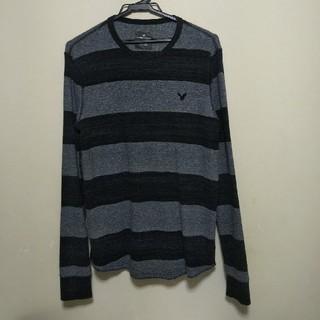 アメリカンイーグル(American Eagle)のアメリカンイーグル 未使用 送料込(Tシャツ/カットソー(七分/長袖))