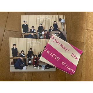 ヘイセイジャンプ(Hey! Say! JUMP)の愛だけがすべて -What do you want?-(初回限定盤1(JUMPr(ミュージック)