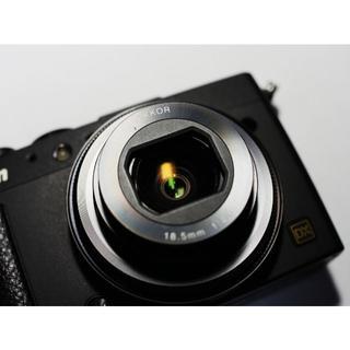 ニコン(Nikon)の【APSC】NIKON COOLPIX A 【美品】(コンパクトデジタルカメラ)