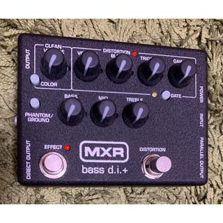 ボス(BOSS)のmxr m80(ベースエフェクター)