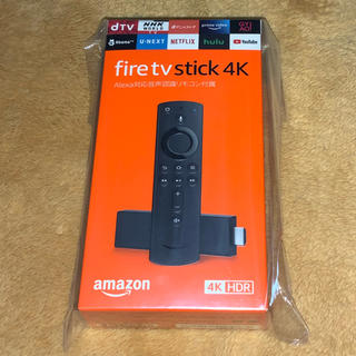 Amazon Fire TV Stick 4K(映像用ケーブル)