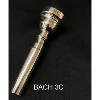 Bach 3Cトランペット マウスピース(トランペット)