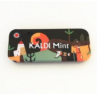 カルディ(KALDI)のカルディ ミント缶(菓子/デザート)