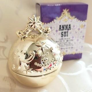 アナスイ(ANNA SUI)の【未使用】アナ スイ ホリデー ヘア & ボディ クリーム 01(ボディクリーム)