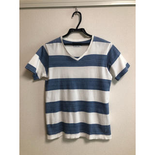 シップス(SHIPS)のships シップス ボーダー Tシャツ 半袖(Tシャツ/カットソー(半袖/袖なし))