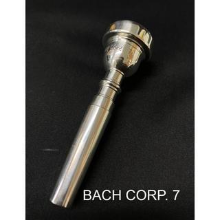 BACH  CORP.7 トランペット マウスピース(トランペット)