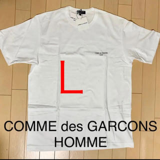 COMME des GARCONS - コムデギャルソンオム ロゴT Tシャツ Logo Tee ギャルソン HOMME