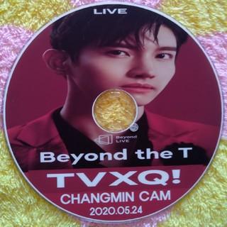 トウホウシンキ(東方神起)の❤️TVXQ CHANGNIN❤️Beyond the T DVD(ミュージック)