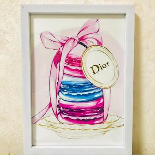 ディオール(Dior)の✩⡱フォトフレーム アートポスター Dior(アート/写真)
