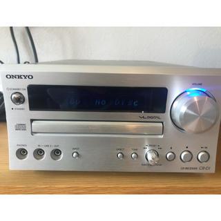 オンキヨー(ONKYO)のオンキョー CR-D1  CDレシーバー(アンプ)