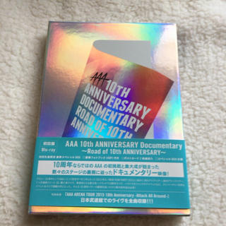 AAA - AAA 10th ANNIVERSARY Documentary Blu-ray
