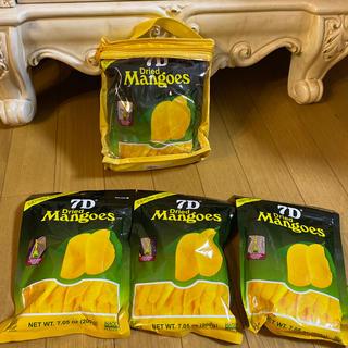 マンゴ(MANGO)の新品 ドライマンゴー セブンデイズ 200gを3個セット(フルーツ)