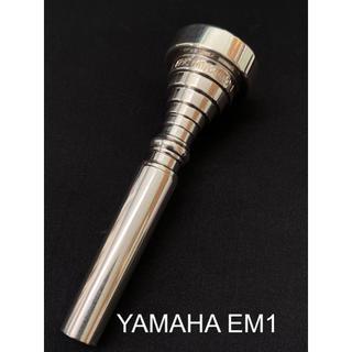 ヤマハ(ヤマハ)のYAMAHA EM1 トランペット マウスピース(トランペット)