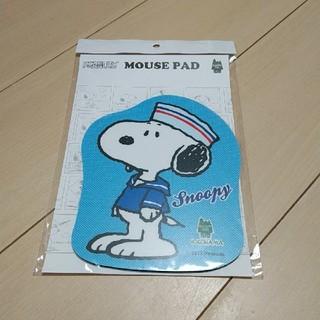SNOOPY - スヌーピー マウスパッド