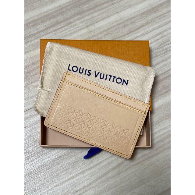 LOUIS VUITTON(ルイヴィトン)のヴィトン パスケース メンズのファッション小物(その他)の商品写真
