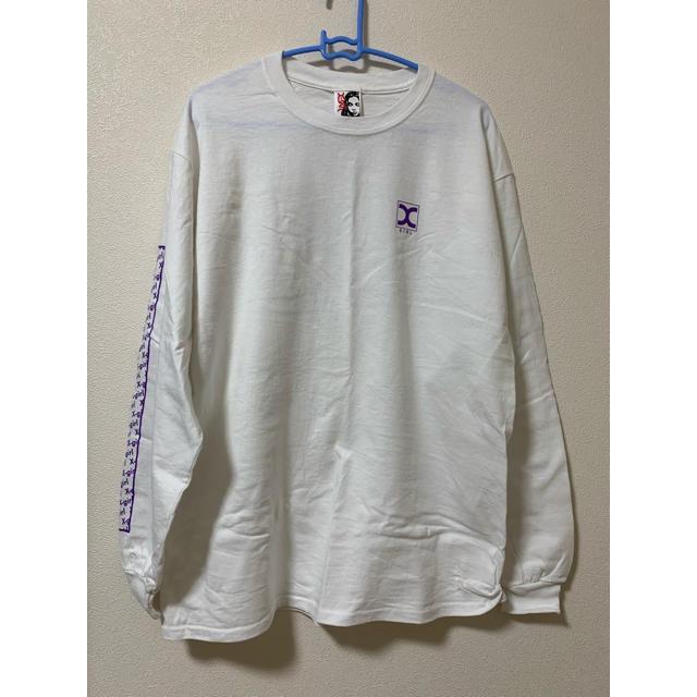 X-girl(エックスガール)のエックスガール ロンT 最終値下げ! レディースのトップス(Tシャツ(長袖/七分))の商品写真