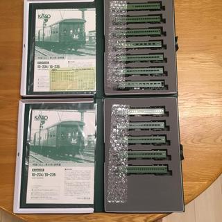 カトー(KATO`)のKATO 10-234/235 特急「はと」青大将 基本増結12両フル編成(鉄道模型)