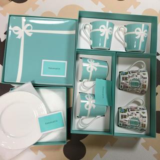 ティファニー(Tiffany & Co.)の新品 未使用 ティファニー 食器 9個セット(食器)