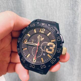 アディダス(adidas)のadidas Originals NEWBURGH時計 状態良 送料無料 箱なし(腕時計(アナログ))