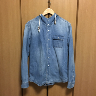 ウィゴー(WEGO)のデニムジャケット デニムシャツ Gジャン(Gジャン/デニムジャケット)