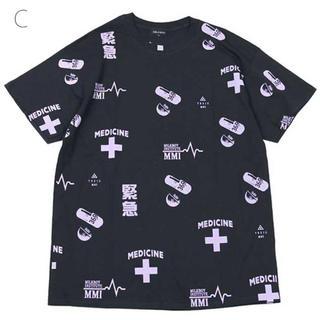 ミルクボーイ(MILKBOY)の【新品未開封】MILKBOY PILLS TEE 黒(Tシャツ/カットソー(半袖/袖なし))